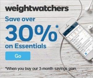 weight watchers essentials promotion code